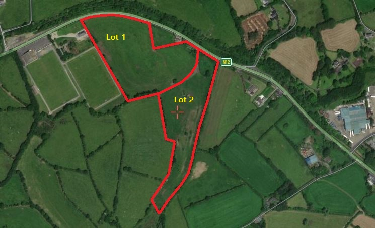 20 acres at Tullynanure Tyholland