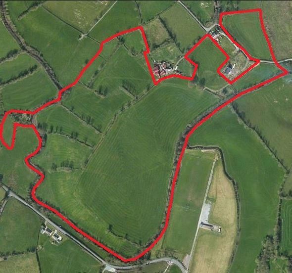 c 63 acres land at Edenbrone Scotstown Co Monaghan